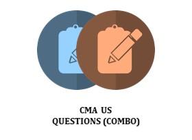 CMA US QUESTIONS (COMBO)